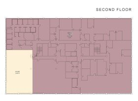 Second Floor - Layout